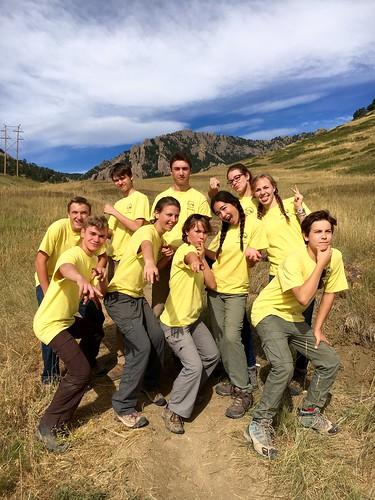 Photo - 2016 Junior Rangers