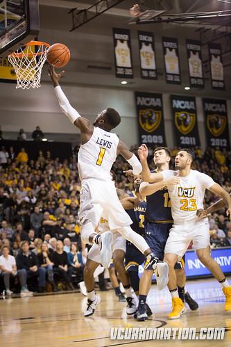 VCU vs. La Salle