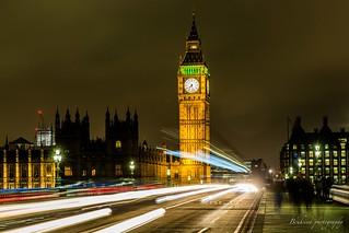 On the Westminster bridge - London