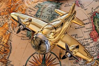 Fly the Globe