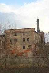 Dawny browar (magro_kr) Tags: kłodzko klodzko polska poland śląsk slask dolnośląskie dolnoslaskie ruina budynek przemysł przemysl architektura ruin building industry architecture