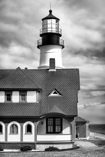 The Lightkeeper's House