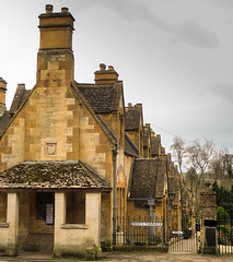 Dent's Terrace, Winchcombe, Glos (pct4nic) Tags: architecture winchcombe glos almshouses georgegilbertscott