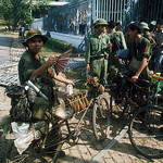 30 Apr 1975, Saigon, Vietnam --- North Vietnamese troops enter Saigon. Bộ đội Bắc Việt tiến vào Saigon thumbnail