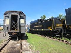 rdg 2100 tender (Fan-T) Tags: ohio horse iron cleveland tender t1 rdg2100 ferroquous