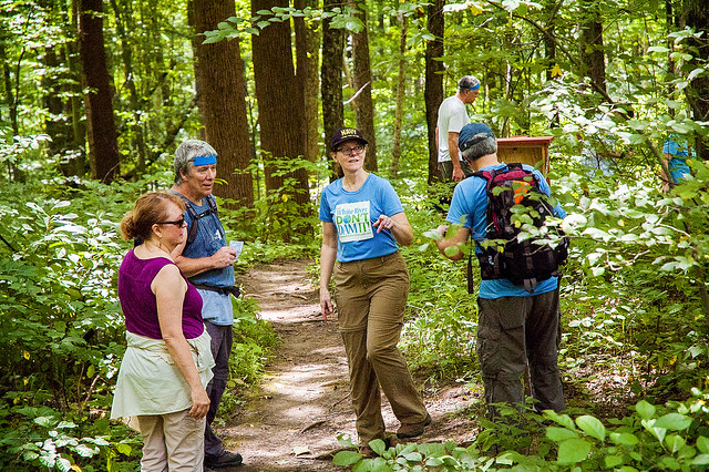 Sierra Club Leadership Hike - August 24, 2015
