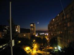 IMG_5594 (T.J. Jursky) Tags: moon night canon europe croatia split adriatic dalmatia spinut tonkojursky