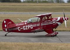C-GZPG_Pitts S-2B_CYQQ_7193 (Mike Head - Jetwashphotos) Tags: canada lazo bc britishcolumbia vancouverisland pitts westerncanada jwp cfbcomox 5096 s2b cyqq yqq westernregion comoxairport brenthandy cgzpg