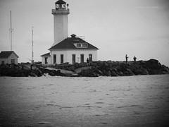 Fishermen, Fort Worden WA (LarrynJill) Tags: park light summer lighthouse building andrews sailing fortworden
