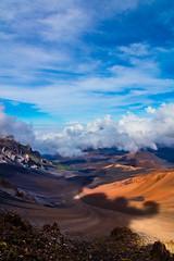 Haleakala Volcano, Maui - 38 (www.bazpics.com) Tags: park mountain rock landscape volcano hawaii lava us amazing scenery rocks unitedstates cone extreme maui national haleakala valley ash hi volcanic devastation cinder dormant cindercone kula devastated