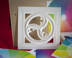 Dreischneus-White_5 (Georg Kreuter) Tags: white 3d gothic blender 3dprinting 3dprint shapeways dreischneus