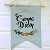 "Carpe Diem Pennant • <a style=""font-size:0.8em;"" href=""http://www.flickr.com/photos/29905958@N04/21192982539/"" target=""_blank"">View on Flickr</a>"