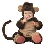 InCharacter Costumes Baby's Lil' Monkey Costume, Brown/Tan, 6-12 Months (edward widi) Tags: costumes monkey costume lil months babys browntan incharacter