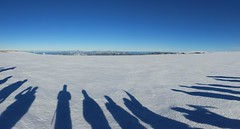 Folgefonna (HogneH) Tags: shadows glacier isbre folgefonna skygger