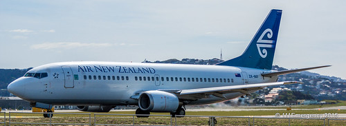 Air New Zealand's last Boeing 737