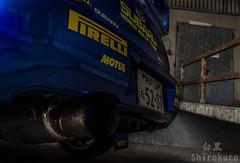 Subaru WRX Rallye Version (dabitodrifting@ymail.com) Tags: blue version subaru blau tuning wrx rallye 555 pirelli denso