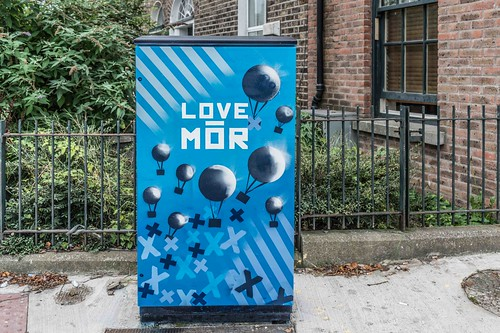 LOVE MOR ON CANAL ROAD [DUBLIN CANVAS PAINT A BOX PROJECT]-108549