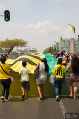 Manifestaes na Esplanada  7 de setembro  Braslia, DF. (julialanz) Tags: braslia brasil esplanada independncia 7desetembro gritodosexcludos