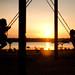 Swinging Silhouette