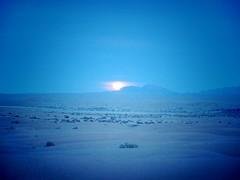 Moonrise (lukasch) Tags: moon mond desert iran moonrise wste mondaufgang