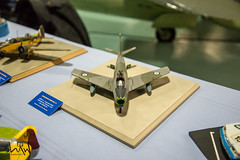RNAS Yeovilton FAAM Model Show Oct 2015 (Shaw_Photography) Tags: museum nikon aircraft models kits nikkor airfix fleetairarm modelshow nikond610