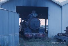 7606J-30 (Geelong & South Western Rail Heritage Society) Tags: australia aus southaustralia portaugusta