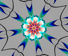 Columns 4-23 2 (crescentmoongal) Tags: abstract color kaleidoscopes