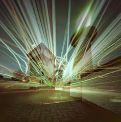An Evening Drive (wheehamx) Tags: evening mix dusk pinhole