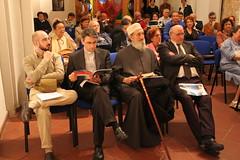 Rabbino Laras, Sceicco Pallavicini in un incontro dibattito al Cenacolo San Marco