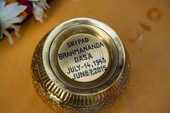 IMG_5455 (iskconmonk) Tags: festival prabhupada swami kartik prabhu brahmananda vrindavan iskcon swamiji sanyasi goshala iskconvrindavan