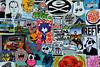 stickercombo (wojofoto) Tags: amsterdam streetart stickers stickercombo stickerart sticker wojofoto wolfgangjosten wojo isoe