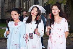 Bristol Zombie Walk 2015 (Alisonfd) Tags: england halloween bristol costume nikon october zombie walk 28mm zombies fancydress 2015 zombiewalk halloweenzombie bristolzombiewalk nikond7200 bristolzombiewalk2015