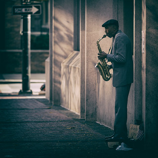 Philly Smooth Jazz - Market St, Philadelphia