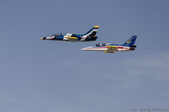 L 39 Albatros (5) (Indavar) Tags: plane airplane airshow chipmunk mustang albatros rand beech at6 radial an2 p51 l39 antonov dc4 dhc1 beech18 t28trojan b378