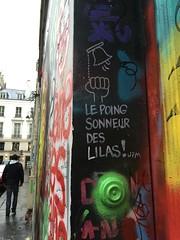 Pars (Esmeralda B) Tags: paris muro wall fan grafitti saintgermain pintada gainsbourg chanson pars parigi lilas sergegainsbourg gainsbarre mitomana rueverneuil