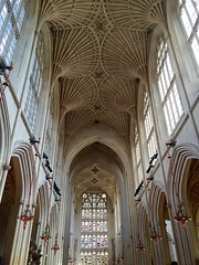 Bath Abbey. (emilypallack) Tags: church bath 2015