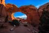 Broken Arch - Moab (Jackpicks) Tags: utah rocks desert moab archesnationalpark brokenarch