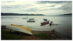 Fishing boat (Rhannel Alaba) Tags: brazil boat fishing samsung pido alaba aratu note4 rhannel