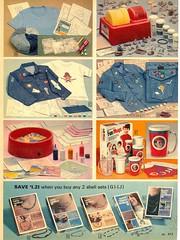 Montgomery Ward-Christmas 1976 (File Photo Digital Archive) Tags: christmas xmas vintage advertising 70s catalog 1970s wards 1976 76