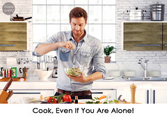 Cook, Even If You Are Alone! (alanbroaderic6) Tags: cooking cook healthyfood menopause healthymeal homemadefood empowering healthbenefits cookingisfun eatinghealthyfood cardiovascularproblems
