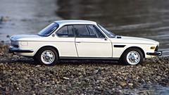 1:18 Autoart - BMW 3.0 CSi (vwcorrado89) Tags: scale 30 miniature model die cast bmw cs modell csi e9 modelcar 118 scalemodel diecast miniatur autoart modellauto miniaturmodell