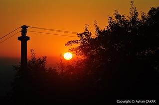 Sunset Hendek Sakarya