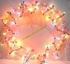 :: Lacre, CD e Croch :: (:: Lacre, CD e Croch ::) Tags: pet natal reciclagem guirlandas