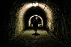 Dark Night (vivelasarre) Tags: night dark photography evening abend blackwhite scary nacht sony fear doom horror angst lichter dunkelheit paura nex5r