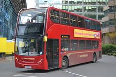 National Express West Midlands 4807 BX09PFF (Will Swain) Tags: city uk travel england west bus buses birmingham december britain centre transport vehicles national vehicle express 9th midland midlands nx 2015 4807 nxwm bx09pff
