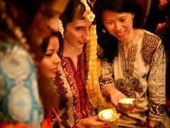Americans' wedding desi style in karachi (GlobalCitizen2011) Tags: american karachi sind sindh consulate consul mendi sindhi