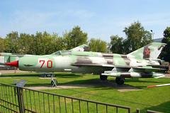 70 Red Mikoyan Mig-21SM (johnyates2011) Tags: moscow 70red mig mikoyan mig21 mikoyanmig21 russianairforce sovietairforce