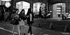 A night out in Gangnam (gunman47) Tags: asia asian b bw gangnam korea korean mono monochrome rok republic seoul sepia south style w women alley back black friend friends girl night photography street white woman 강남 서울 southkorea