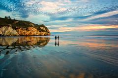 Beach Walk (Mimi Ditchie) Tags: avila avilabeach pacificocean beach ocean sunset beachwalk