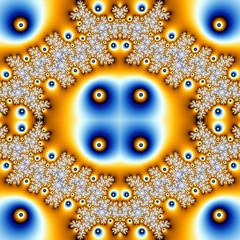 Abstract fractal endless circles (Ciddi Biri) Tags: abstract background circle circles computerart digitalart endless eyecatcher fractal hypnosis math mathematical pattern mandelbrot